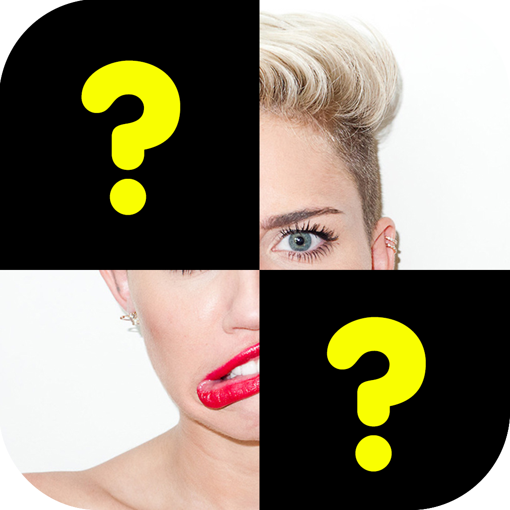 Celebrities Guess Quiz (Who's that Celebrity Puzzle?) ~ Click Icons and Reveal Legendary Celebs Free